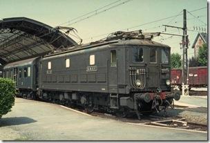 BB 317 in Frankrijk